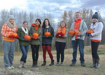 Butterfield Acres Pumpkin Hunts Calgary